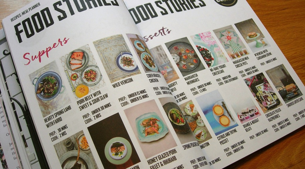 Food Stories recipe collection