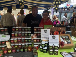 The Preservation Society at Abergavenny Food Festival