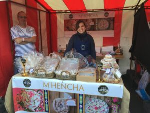 The M'Hencha Company at Abergavenny Food Festival