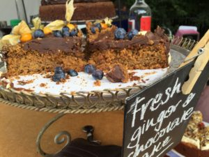 Dugan's Patisserie at Abergavenny Food Festival