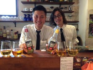 Specialist cider bar in Kyoto